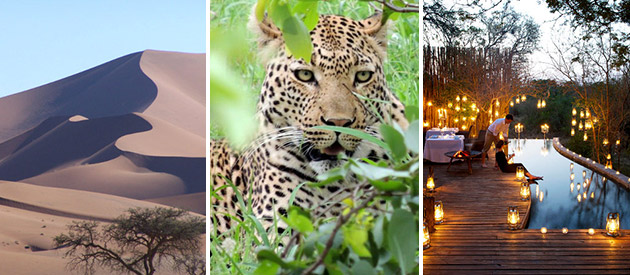 Game Reserves & Lodges -Southern Africa