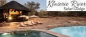 KLASERIE RIVER SAFARI LODGE, HOEDSPRUIT